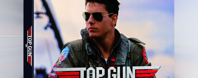 Enter to win TOP GUN 4K Blu-ray Ultra HD – now available in stores from Paramount Home Video
