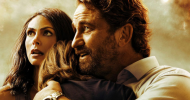 GREENLAND gets a new trailer – Gerard Butler & Morena Baccarin must run from falling comets