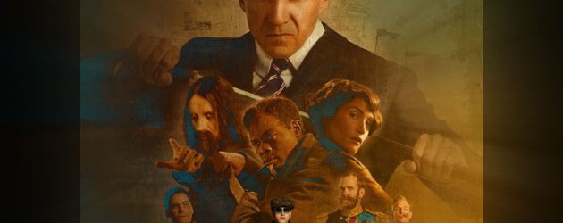THE KING'S MAN new red band trailer, poster & release date – Ralph Fiennes helps KINGSMAN get going