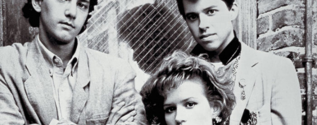 PRETTY IN PINK Blu-ray product review – in stores now available from Paramount Home Video