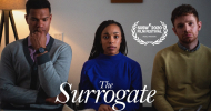 THE SURROGATE review by Ronnie Malik – this thought-provoking indie is solid cinema