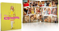 CLUELESS 25th Anniversary Steelbook Blu-ray review – in stores now from Paramount Home Video