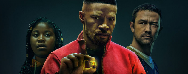 PROJECT POWER trailer/poster – Jamie Foxx & Joseph Gordon-Levitt get superpowered for Netflix
