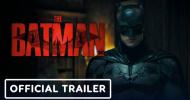 DC Fandome releases Matt Reeves' THE BATMAN teaser trailer – Robert Pattinson becomes Battinson