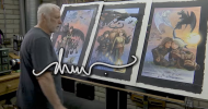 Drew Struzan enters Society of Illustrators' Hall of Fame – watch a special tribute video