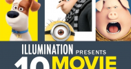 Enter to win Illumination presents 10 MOVIE COLLECTION now on Blu-ray from Universal Home Ent