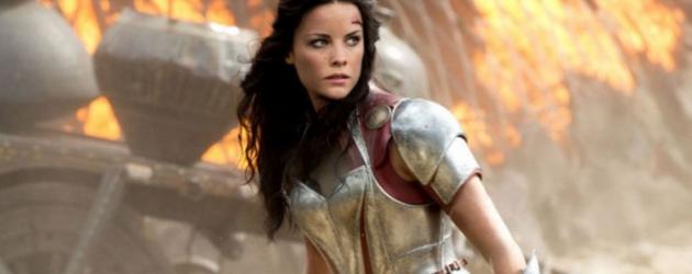 Taika Waititi's THOR: LOVE AND THUNDER may bring back Jaimie Alexander as Lady Sif of Asgard