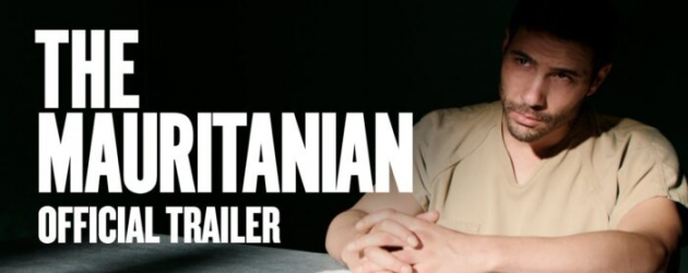 "THE MAURITANIAN trailer – Jodie Foster & Benedict Cumberbatch tell the ""Guantanamo Diary"" story"