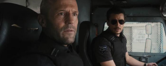WRATH OF MAN review by Mark Walters – Jason Statham & Guy Ritchie reunite for a revenge thriller