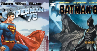 Check out these BTC exclusive Mico Suayan comic covers for SUPERMAN '78 and BATMAN '89