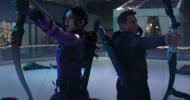 Marvel's HAWKEYE trailer – Jeremy Renner trains Hailee Steinfeld in the new Disney+ series