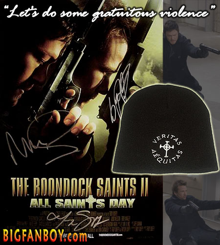 Boondock Saints Essay