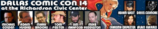 Meet Mahfood and others at DCC14