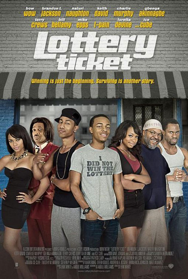Bow Wow is back with LOTTERY TICKET - 142.7KB
