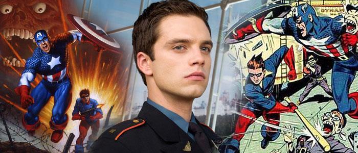 bucky captain america the first avenger