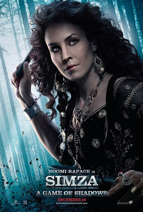 Robin Wright Girl With Dragon Tattoo New Movie Posters: SHA...