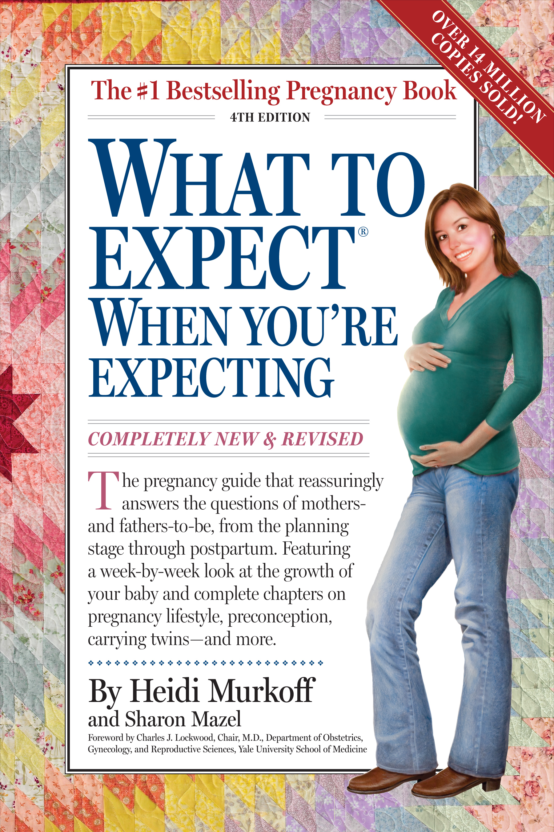 What to Expect When You Are Expecting Book