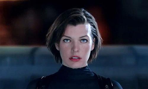 Resident Evil Retribution Commercial Uh Trailer Is Here