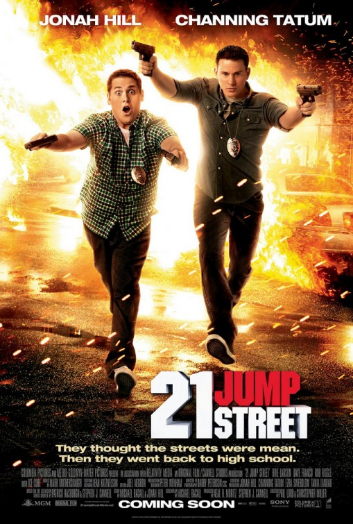 New Movie Posters 21 Jump Street Friends With Kids Resident