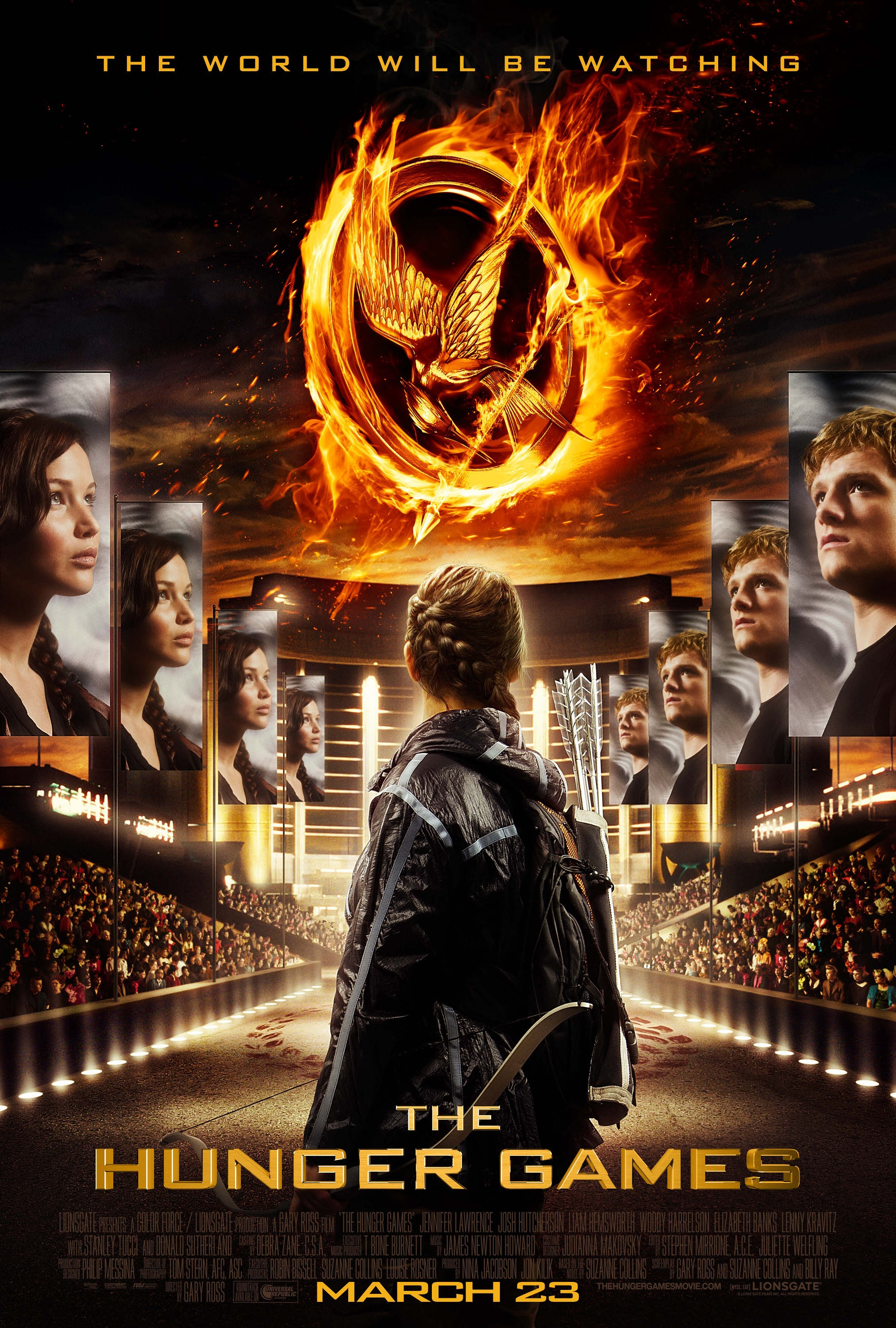 Contest Is Over Win Passes To The Hunger Games Dallas Mall Tour