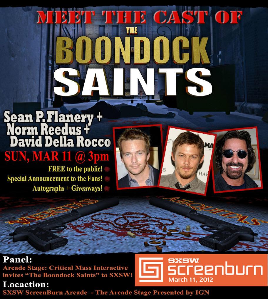 sxsw 2012 meet the boondock saints sean patrick flanery norman click