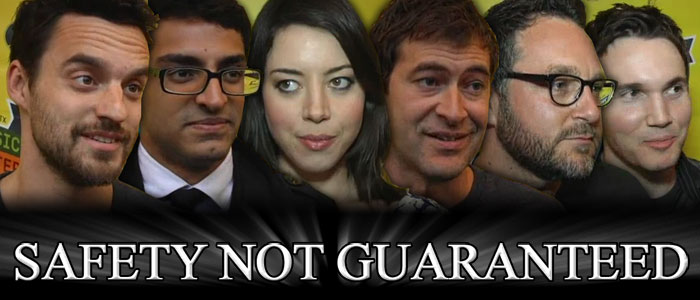 DE Premiere of SAFETY NOT GUARANTEED Benefits Wilmington ... |Safety Not Guaranteed 2012 Cast