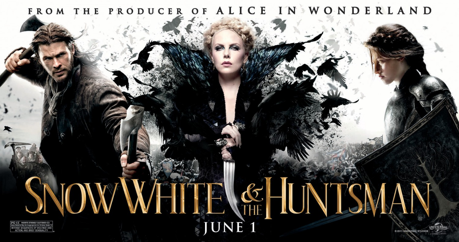 Snow White And The Huntsman 2 Poster Snow White And The Huntsman is