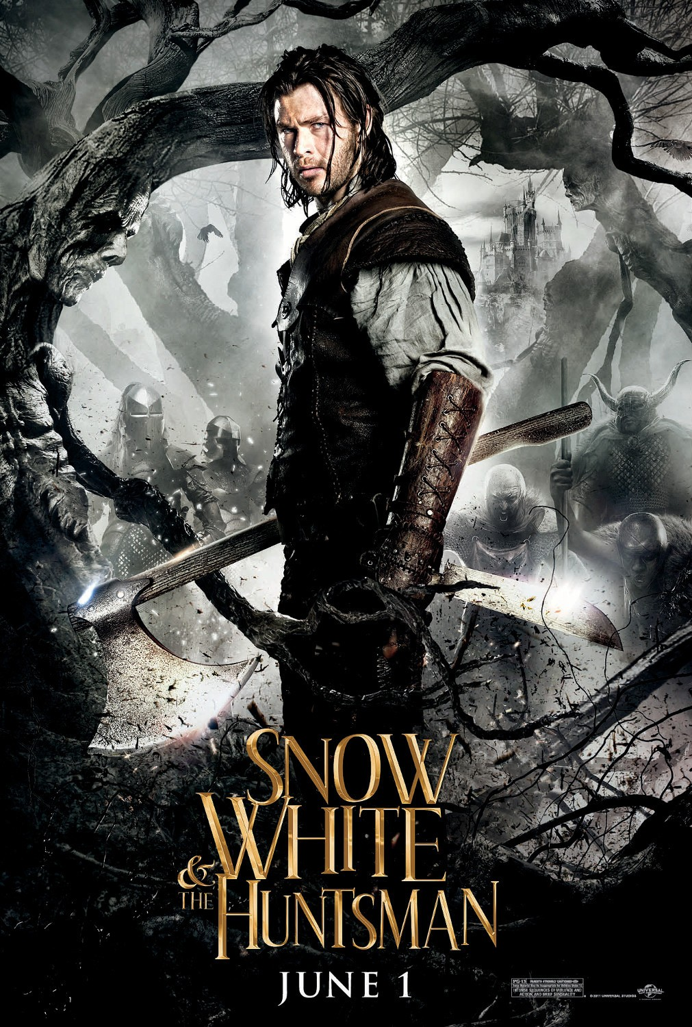 Release Day Round-Up: SNOW WHITE AND THE HUNTSMAN ...