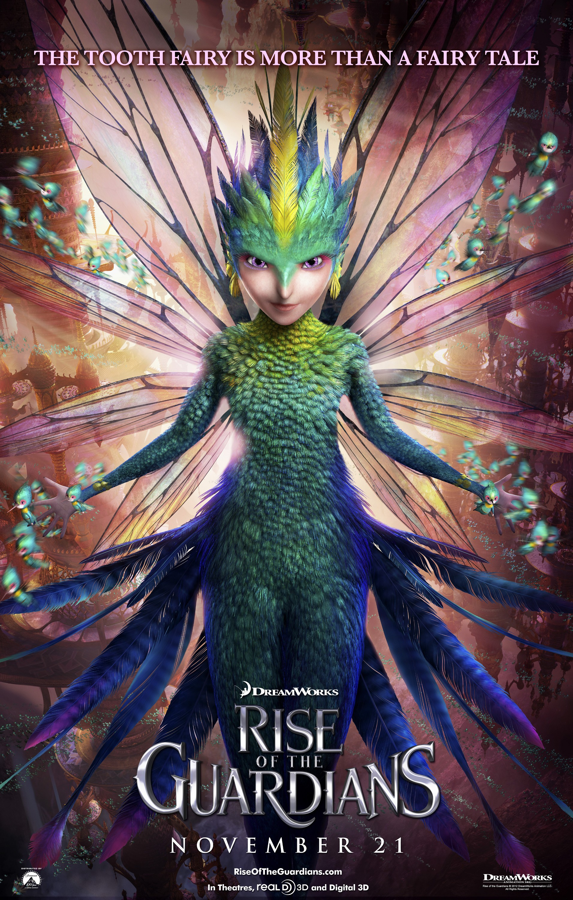 New movie posters rise of the guardians the victim katy - Pics of rise of the guardians ...