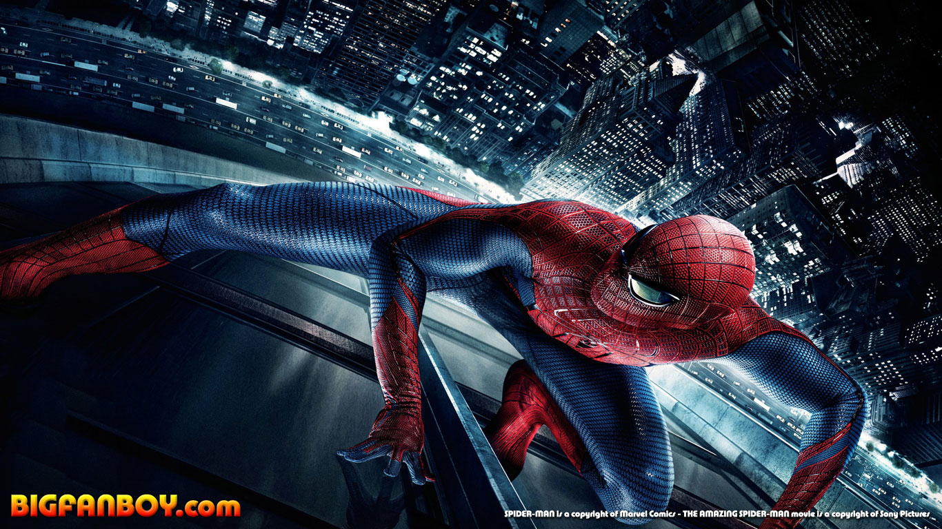 Amazing Wallpaper High Resolution Spiderman - spiderman-wallpaper1  Graphic_23787.jpg