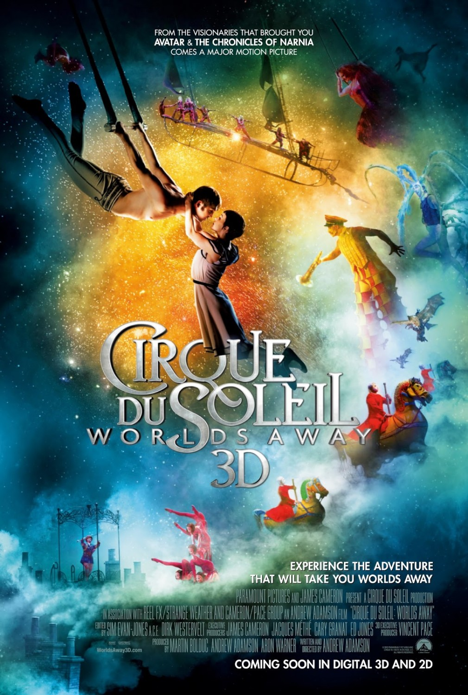 Cirque du Soleil - Poster - 002