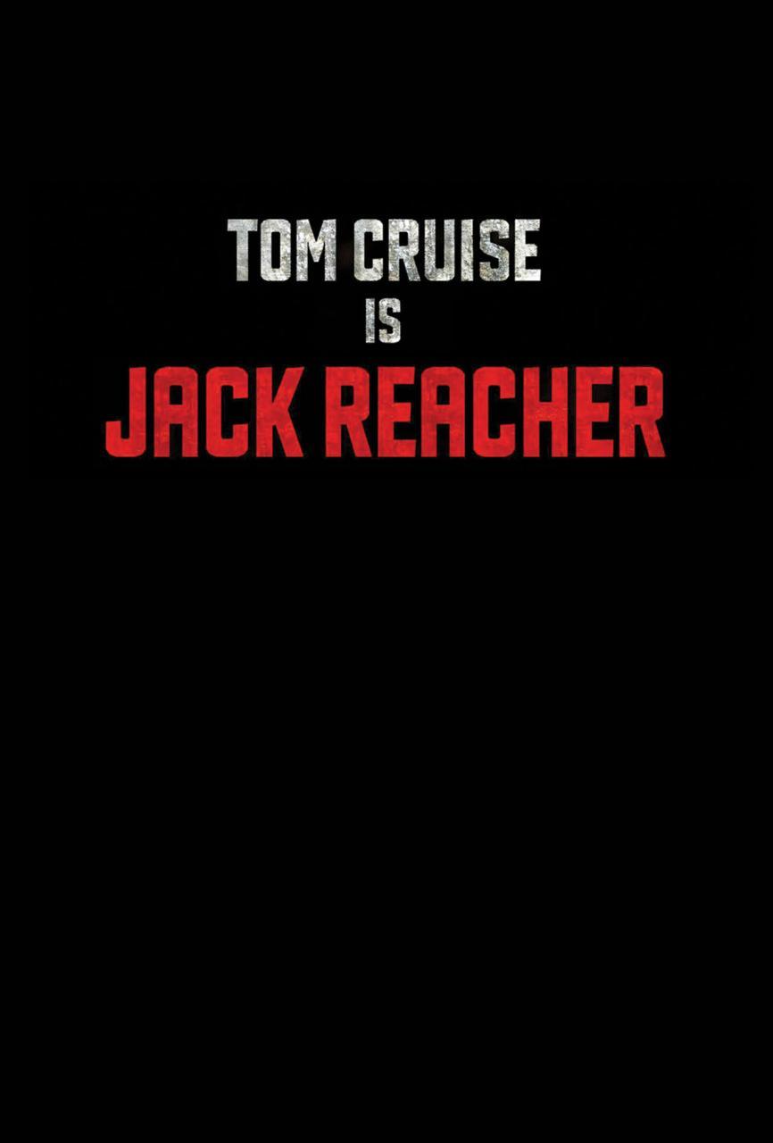 Jack Reacher - Poster - 001