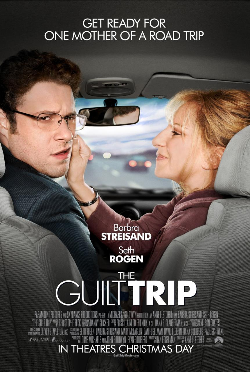 The Guilt Trip - Poster - 001