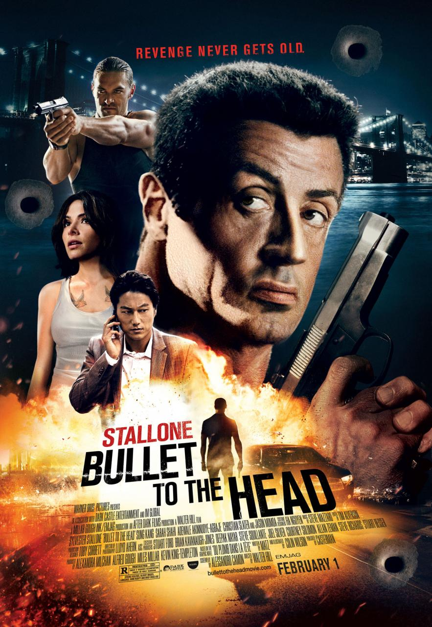 201 - Bullet to the Head