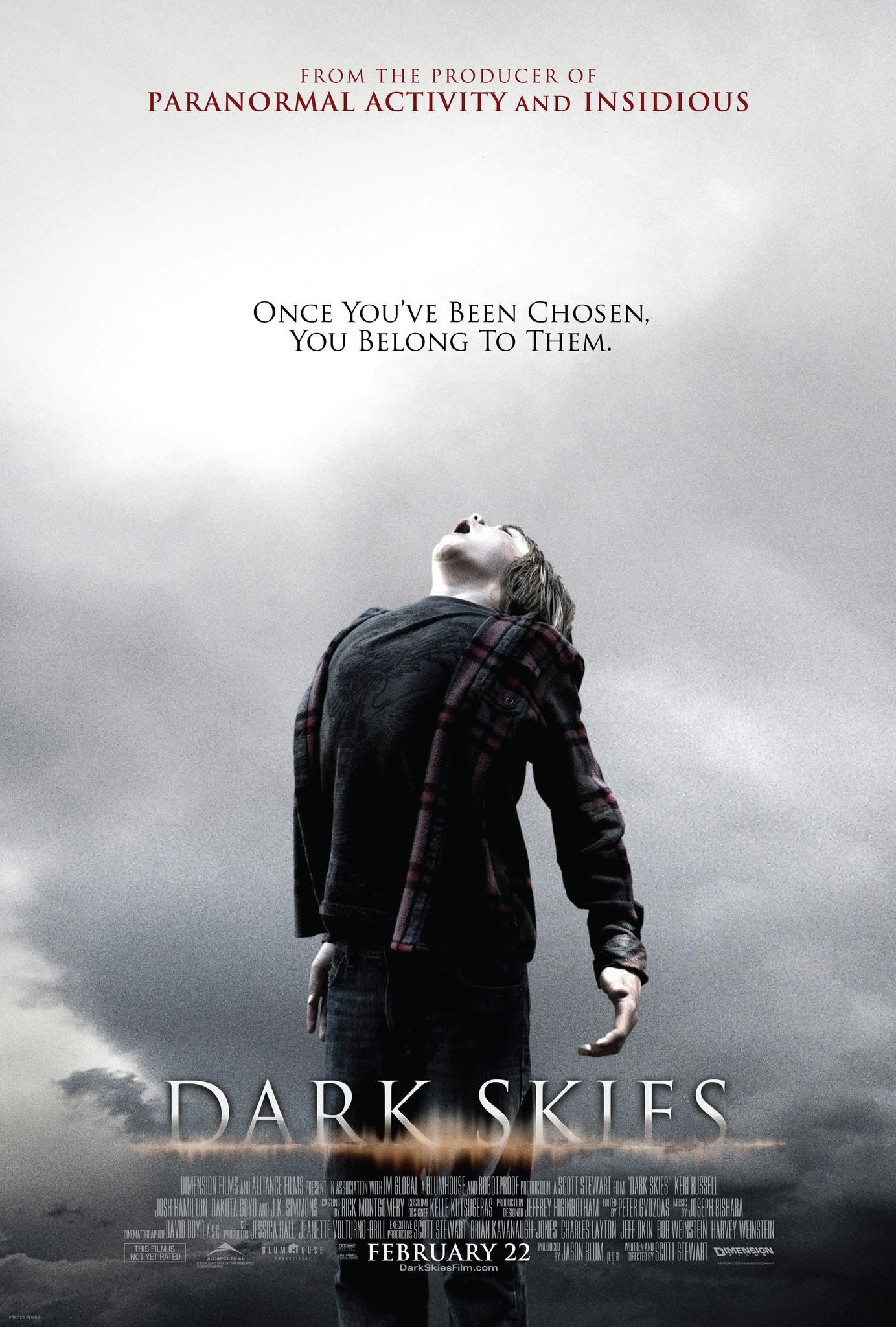 222 - Dark Skies