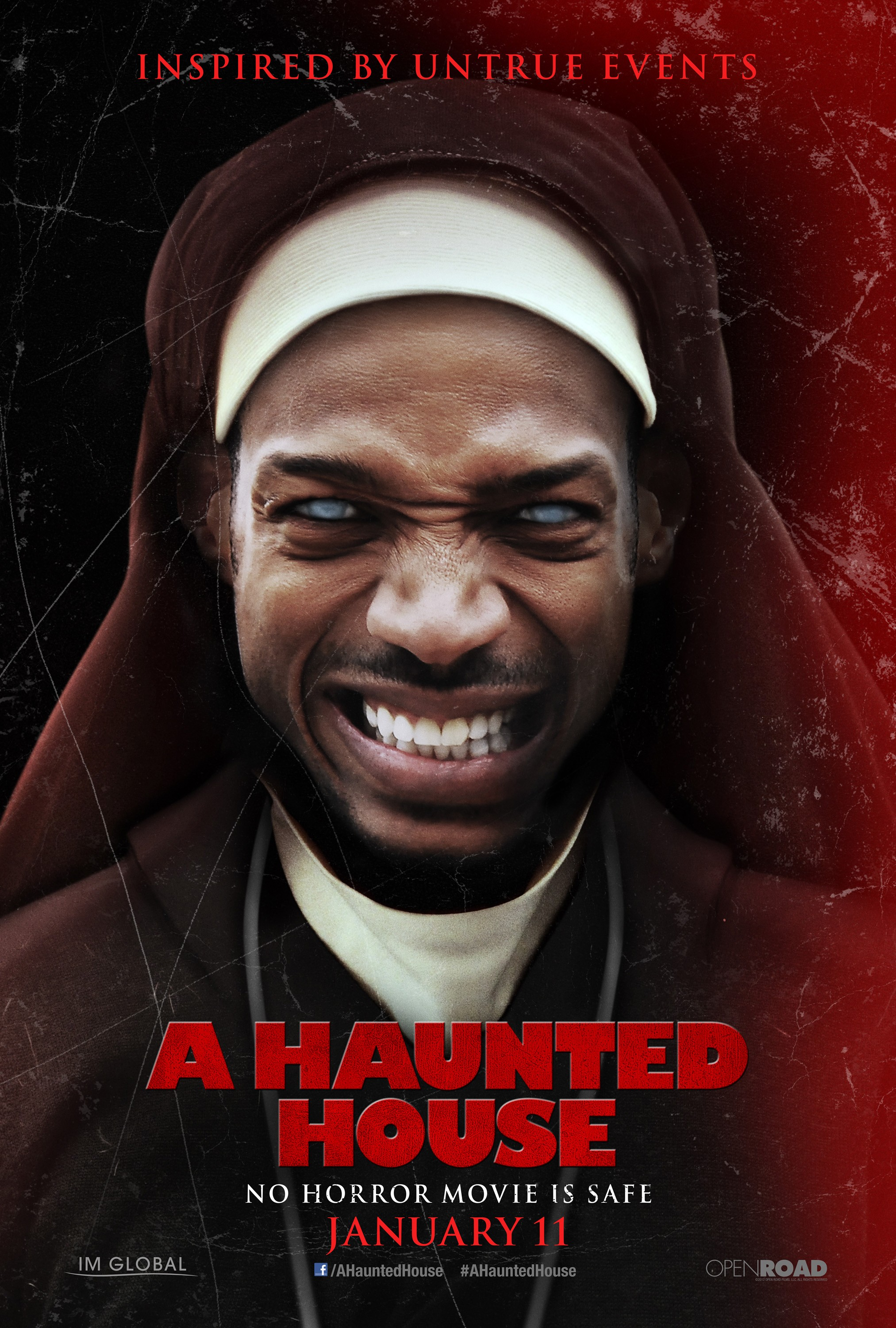 A Haunted House - Poster - 002