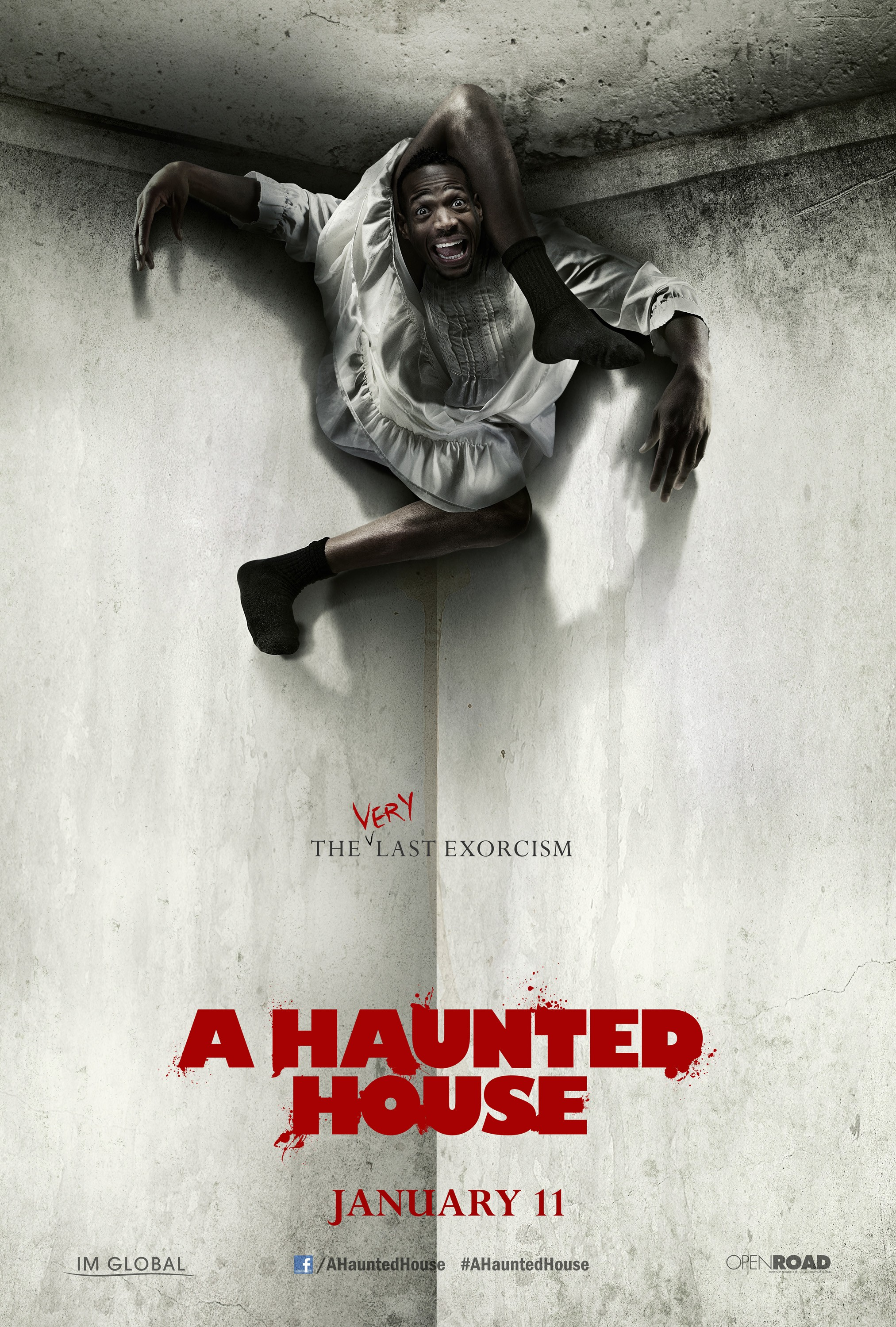 A Haunted House - Poster - 003