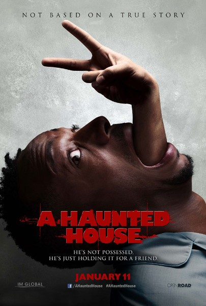 A Haunted House - Poster - 005