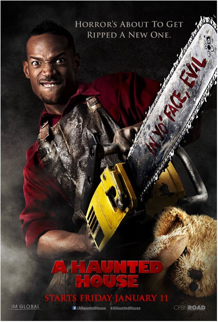 A Haunted House - Poster - 006