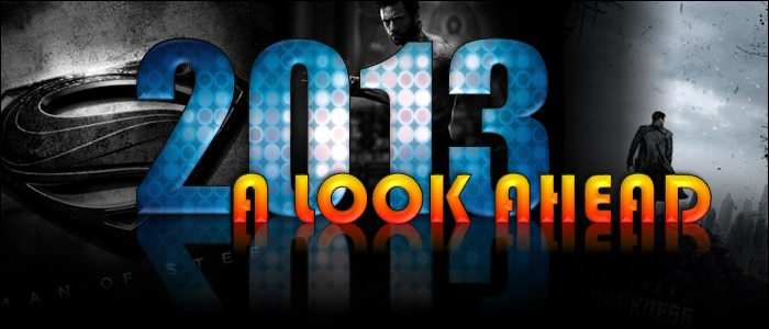 A Look Ahead - 2013 - Header Image