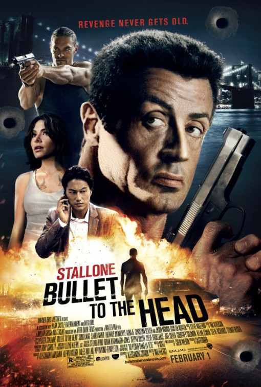 Bullet to the Head - Poster - 003