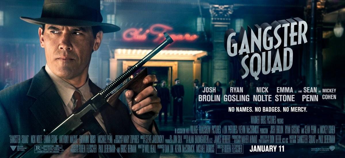 Gangster Squad - Banner - 005