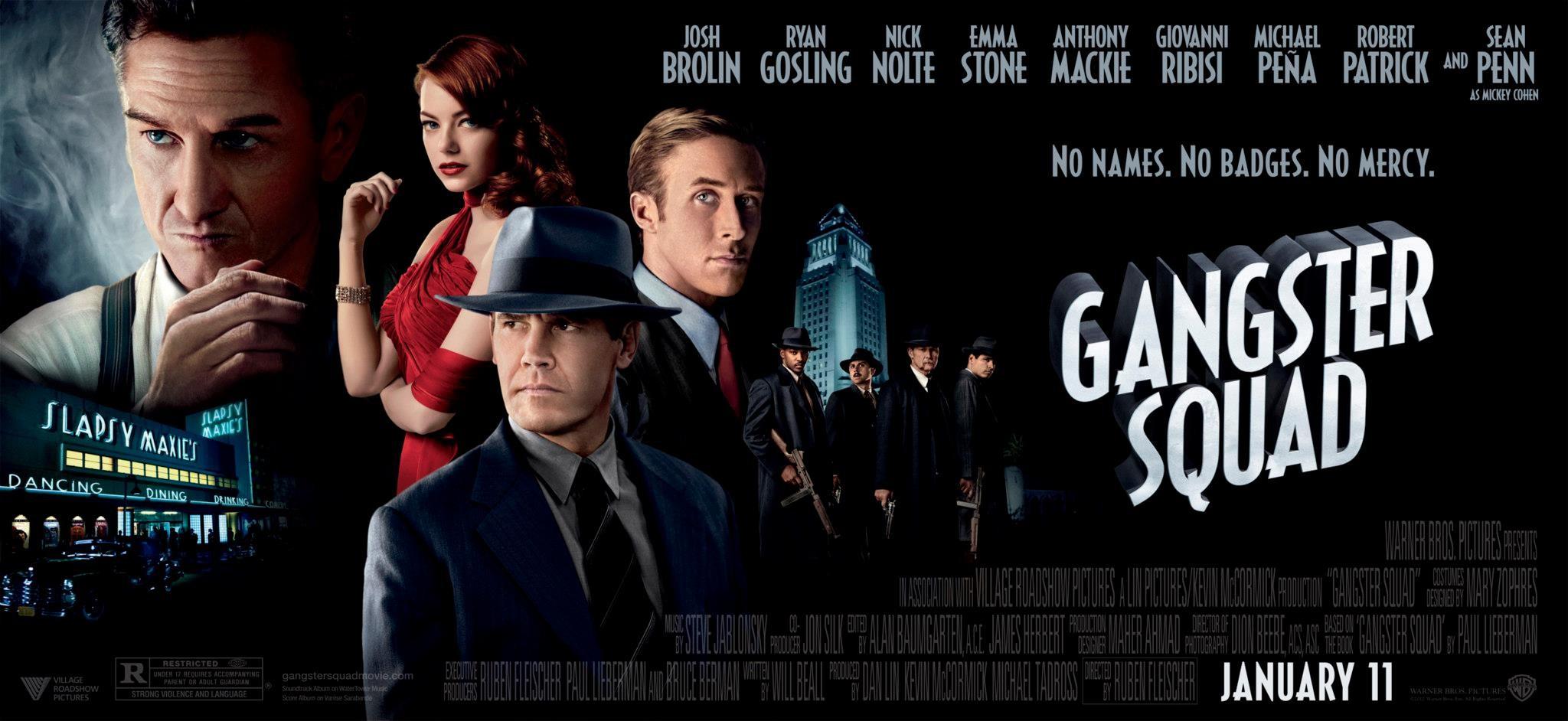 Gangster Squad - Banner - 010