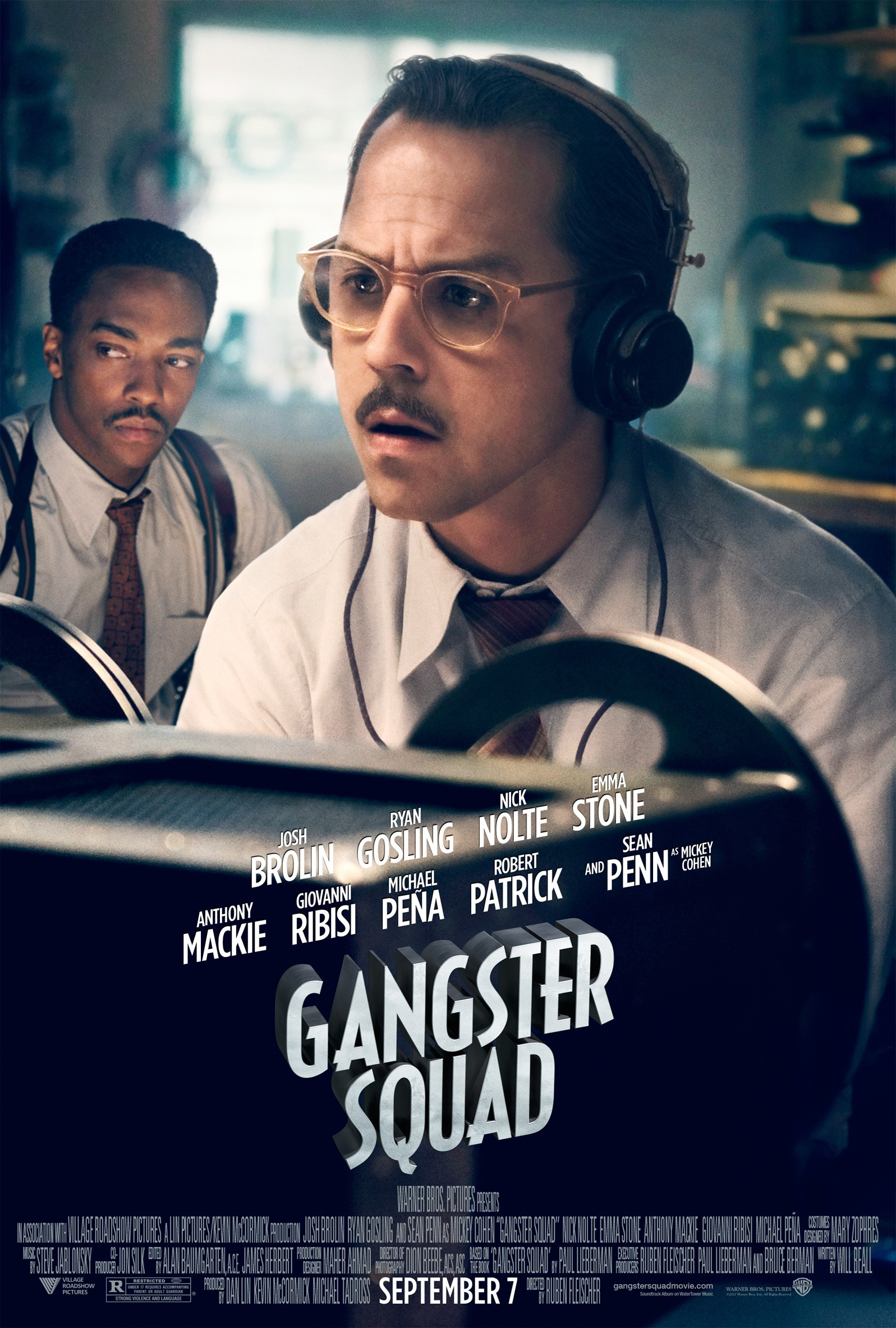 Gangster Squad - Poster - 002