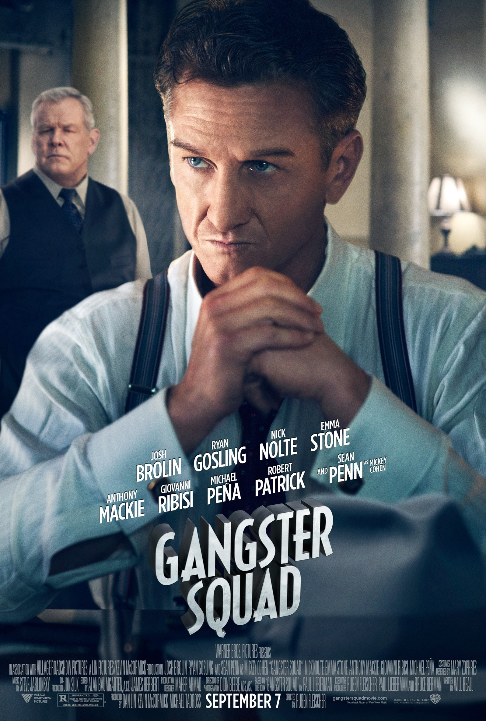 Gangster Squad - Poster - 003