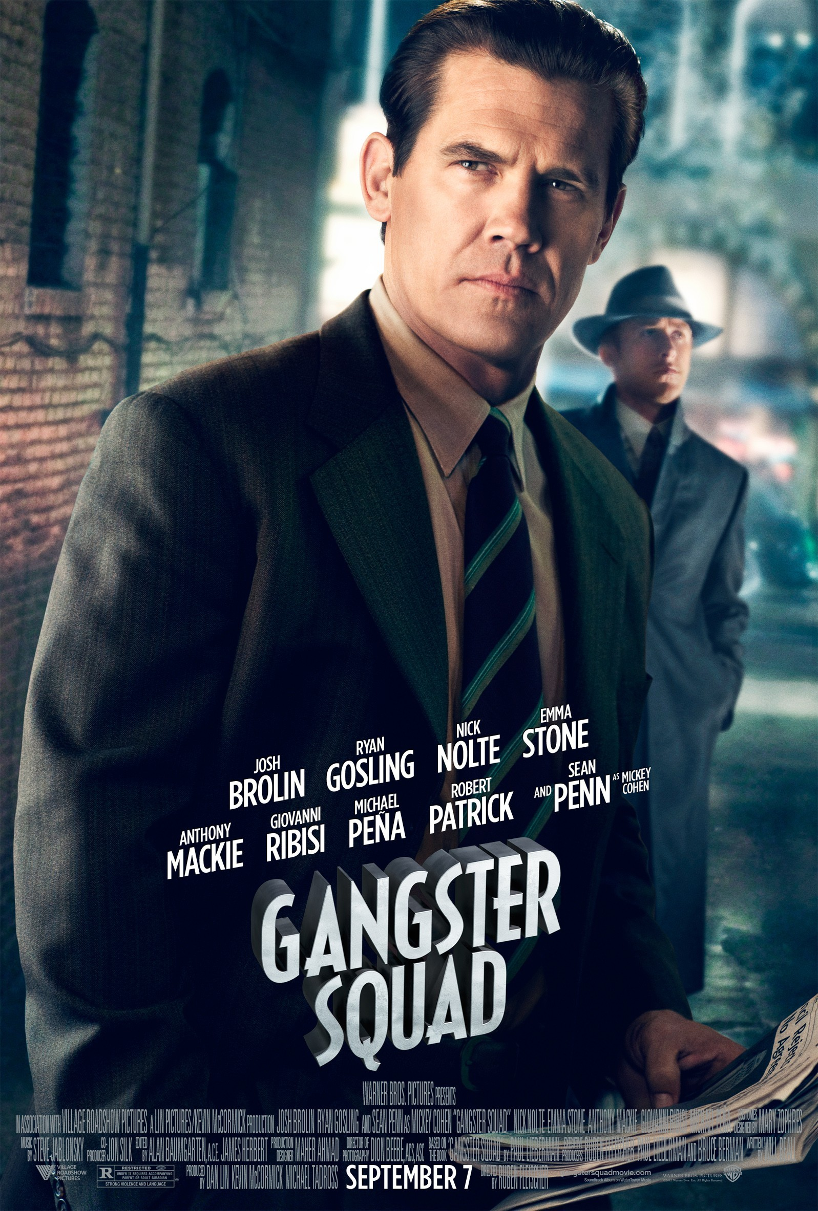 Gangster Squad - Poster - 004