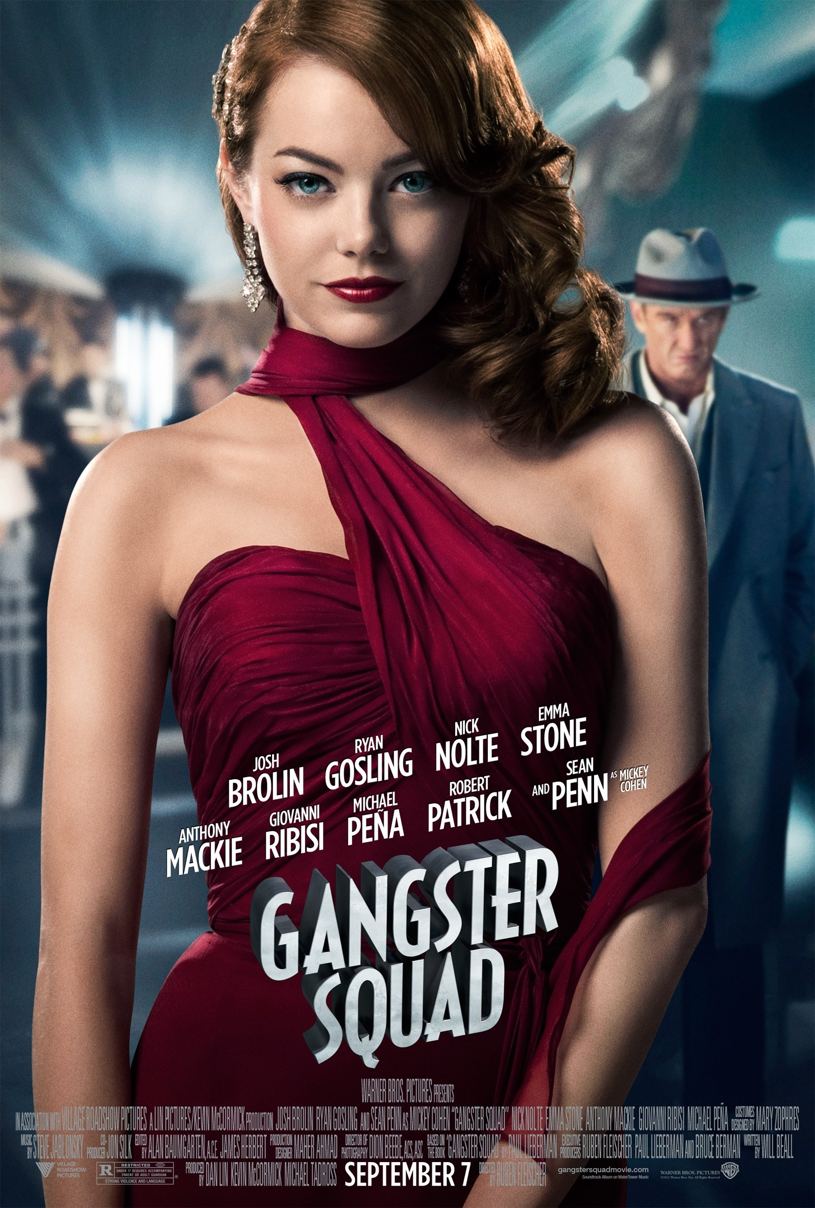 Gangster Squad - Poster - 005