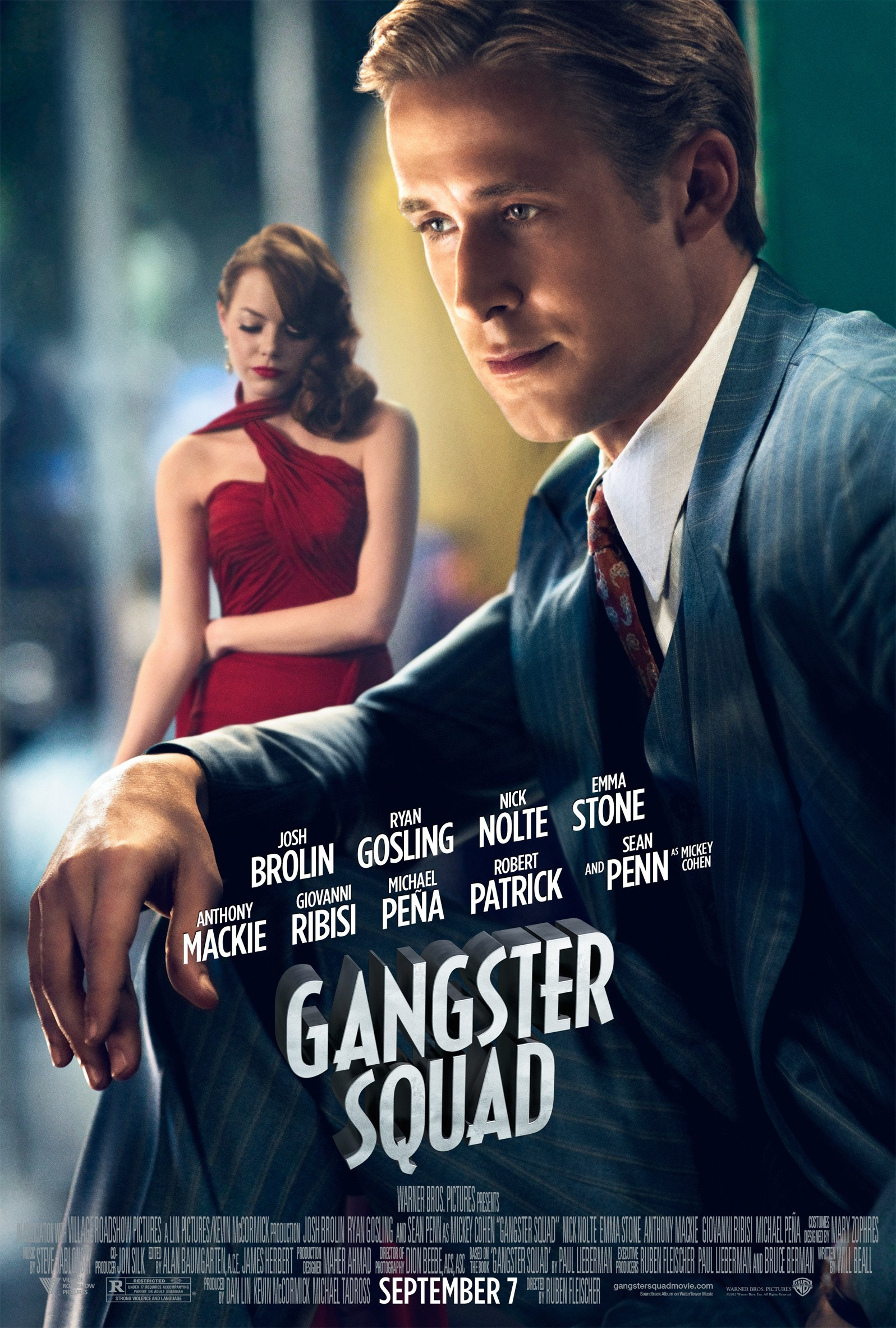 Gangster Squad - Poster - 006