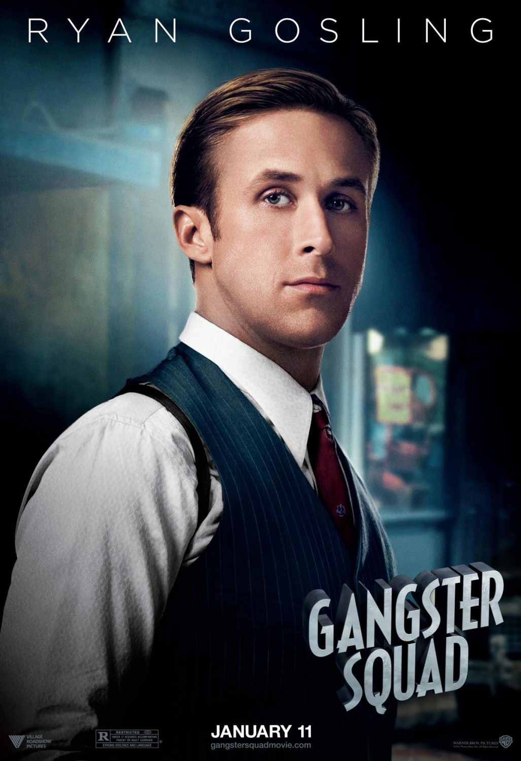 Gangster Squad - Poster - 007