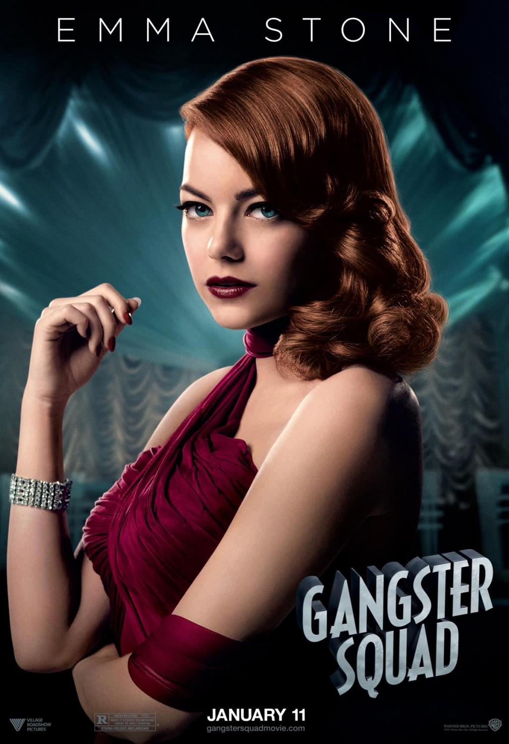 Gangster Squad - Poster - 008